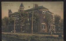 POSTCARD NEWARK OH/OHIO LICKING COUNTY JAIL BUILDING 1907