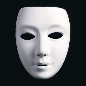 Weisse-Neutralmaske-Weiblich-Venezianische-Maske-Frau-Domino-Karneval