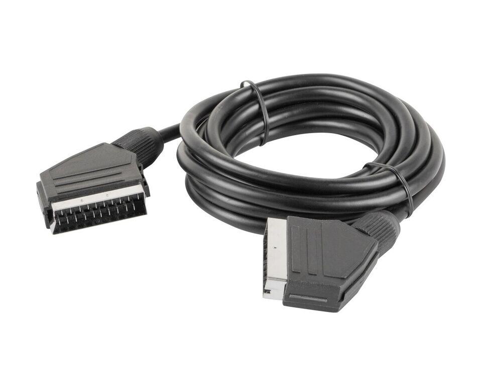 Scart kabel High grade fuldt monteret, Perfekt