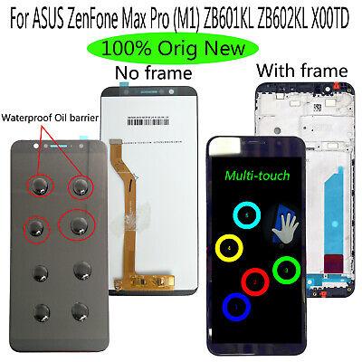ZB601KL LISUONG MZYD AYDD Calf Texture Horizontal Toas Cuir pour ASUS Zenfone Max Pro M1 Color : Blue ZB602KL // avec Porte-Carte et Portefeuille Brun