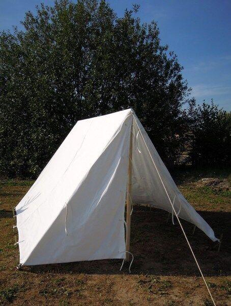 ein großes Siedlerzelt in 2020 | Zelt kaufen, Tipi zelt