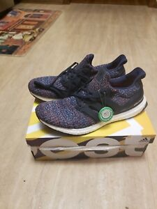 9426e776abd Image is loading Adidas-Ultra-Boost-4-0-navy-multicolor-Size-