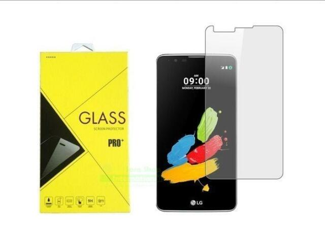 Tempered Glass Film Screen Protector  LG Stylus DAB+ LGK520K Virgin Mobile 5.7''