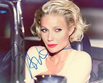 GWYNETH PALTROW AUTOGRAPHED SIGNED A4 PP POSTER PHOTO PRINT 13