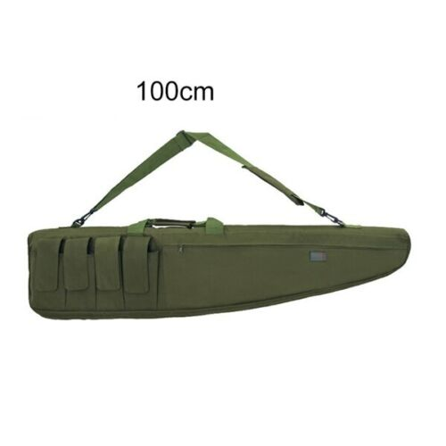 70 100 120 cm chasse sac militaire airsoft sniper GUN CARRY Rifle Case Army