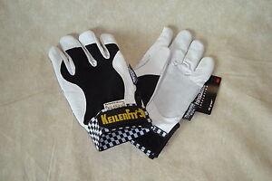 4 Paar KEILER Handschuhe Gr.8,0 Arbeitshandschuhe Wald