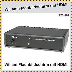 Wii-am-Flachbildschirm-spielen-in-bester-Qualitaet-und-Full-Screen-Wii-Zubehoer