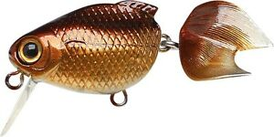 LUCKY-CRAFT-JAPAN-Kingyo-Koaka-40S-07310971-Brown-Gold-Cyakin