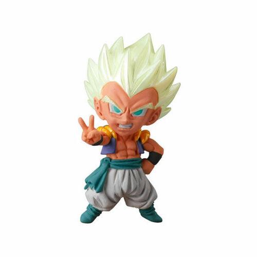 Dragon Ball Z Super Anime Mascot Swing Keychain SD Figure ~ SS Gotenks @27113
