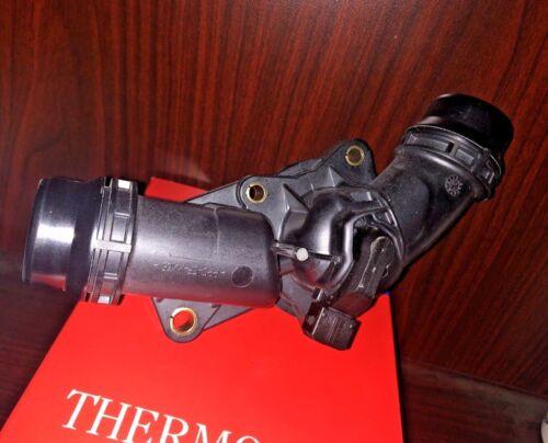 BMW Engine Coolant Thermostat Assembly 00-06 E46 E39 E60 X3 X5 WAHLR 11537509227