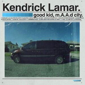 Good Kid Maad City Tracklist