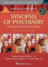 Kaplan and Sadock's Synopsis of Psychiatry : Behavioral Sciences/Clinical Psychiatry by Benjamin J. Sadock, Virginia Alcott Sadock (2014, Paperback, 11th Edition)