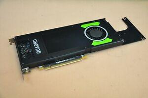 DELL TWPW0 NVIDIA Quadro P4000 PCI-E 3.0 x16 Graphics Video Card 8GB GDDR5 RAM