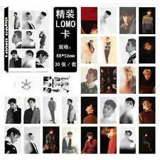 Kpop EXO CBX Hey Mama Lomo Cards Baekhyun Chen Xiumin Photocards Poster 30pcs