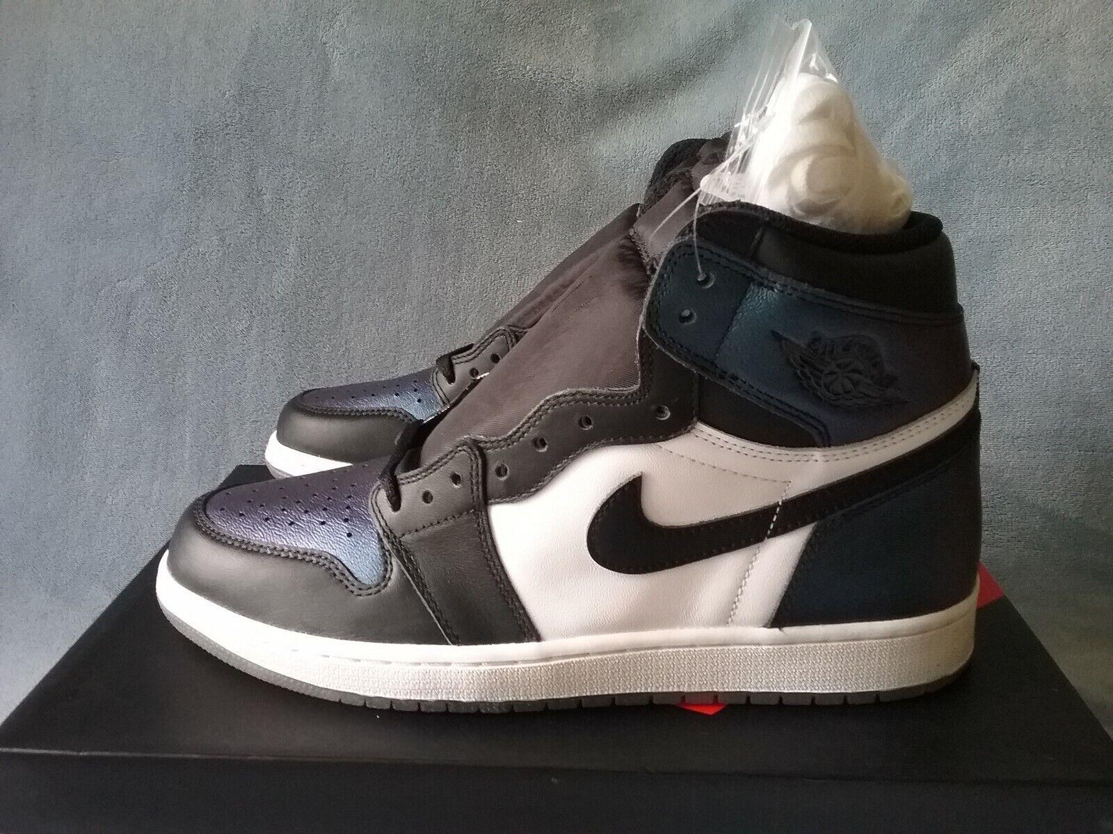 Nike Air Jordan 1 Retro High OG Nola Chameleon 907958-015 Size 10.5