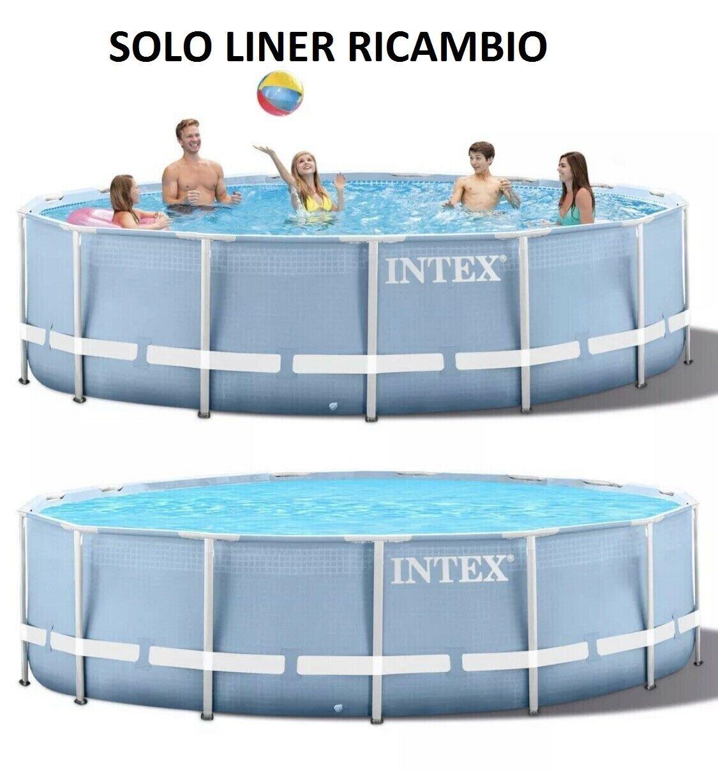 INTEX 12455 ricambio LINER  457x84cm