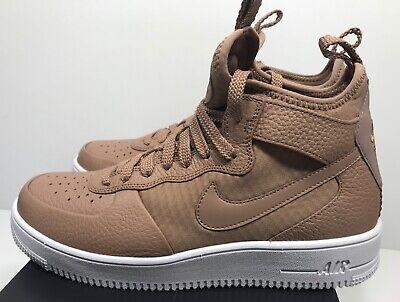 Nike Women's Air Force 1 Ultraforce Mid Desert Dust Fashion 864025 203 Size 11 887232726218 | eBay