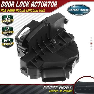 A-Premium Ignition Coil Compatible with Ford Fiesta 2011-2019 l4 1.6L 2.0L Front