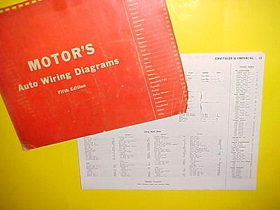 """1960 1961 1962 1963 1964 CHRYSLER IMPERIAL 300 """"383 ..."""