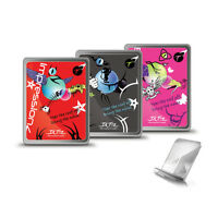 Iluv Icc804 Ultra Thin Case With Tatz Graphics For Ipad, New, Free Shipping
