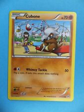 CUBONE Pokemon Trading Card Collectable Official PCG TCG P4
