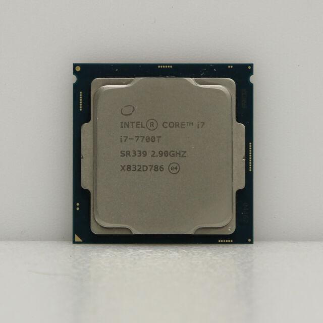 Intel Core i7-7700T 2.9GHz 8MB Socket LGA1151 Quad Core Processor SR339