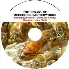 Beekeeping Master Works Queen Bee Rearing Modern Amp Classic Methodsbee Diseases