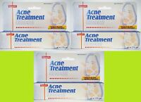 3 - Natureplex Acne Treatment Clear Gel Reduce Breakouts Saliclic Acid 1.5oz