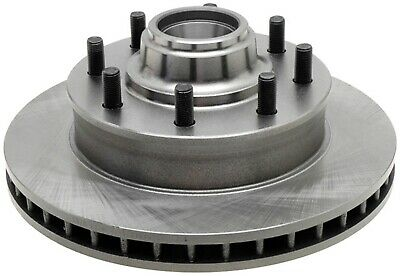 ACDelco 18A3A Front Hub And Brake Rotor Assembly