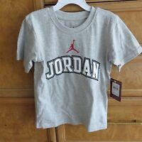 Boys Jordan Tee Shirt Size 4 Brand $23.00