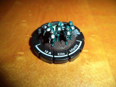 Elite Infantry #002 MechWarrior Fire For Effect 16 Points
