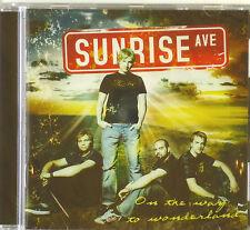 CD - Sunrise Avenue - On The Way To Wonderland - #A2825 - Neu
