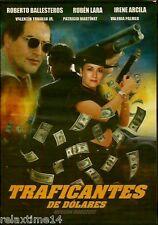 TRFICANTES DE DOLARES NEW DVD