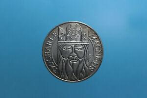 FRANCIA 100 FRANCHI 1990 CARLO MAGNO SPL/FDC KM#982