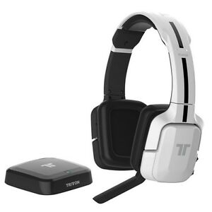 mad catz tritton kunai wireless stereo gaming headset for. Black Bedroom Furniture Sets. Home Design Ideas