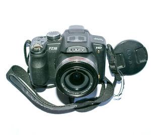 Vollspektrum UMBAU Panasonic LUMIX FZ38 Infrarot Infrarotkamera Full-Spectrum IR