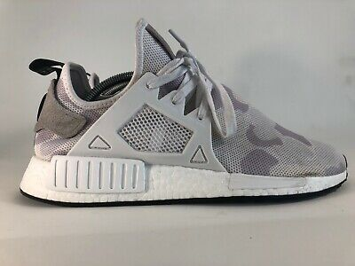 pretty nice 5b15d 1a038 adidas NMD XR1 White Duck Camo Size10.5 | 100% Authentic BA7233