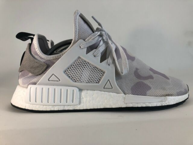 pretty nice 90017 fe4ff adidas NMD XR1 White Duck Camo Size10.5 | 100% Authentic BA7233