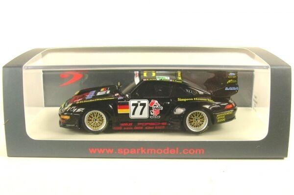Porsche 911 gt2 nº 77 1996 LeMans (t. Suzuki-g. Kuster-m. jurasz)