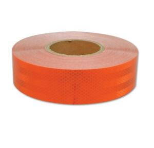 3M-Diamond-Grade-Fluro-Orange-Class-1W-Reflective-Tape-50mm-x-2-M-Roll