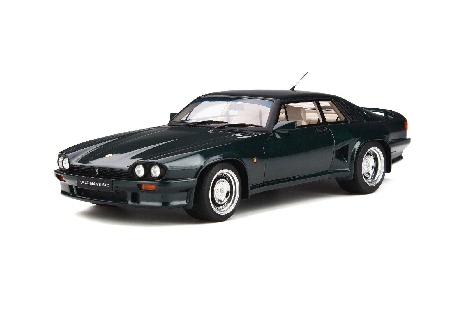 Jaguar Lister 7.0 Le Mans S C  NOUVEAU  GT Spirit gt217  1 18