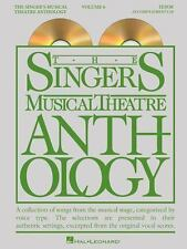 Walters Richard (Com)-The Singer`S Musical Theatre Anthology  CD NEW