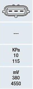 KL47-18-211 A SENSOR MAP KL4718211A MAZDA. KL47 18 211 A