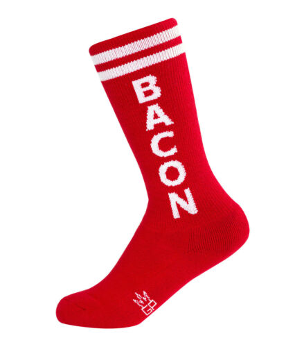 Unisex Bacon Gumball Poodle Kids Knee High Socks