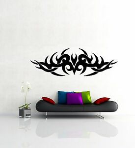 Wall Room Decor Art Vinyl Sticker Mural Decal Tribal Abstraction Ornament VY439