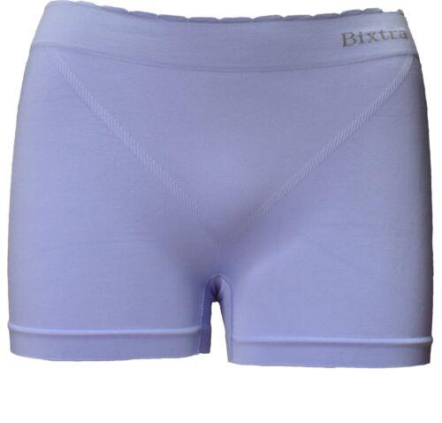 Women Ladies Girls PLAIN Underwear Hot Pants Brief Boxer Shorts S//M-L//XL Lot