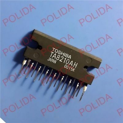 1pcs TA8210AH AUDIO POWER AMPLIFIER IC TOSHIBA HZIP-17