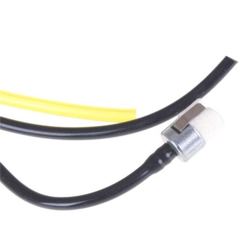 Plastic 3Hole Echo Mantis Tiller Tank Grommet Fuel Line Hose Filter Vent U PGPT