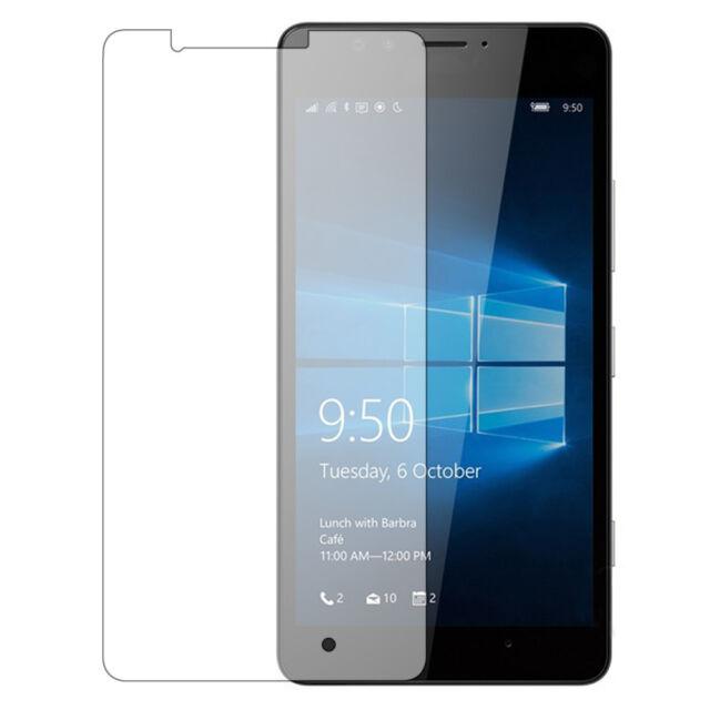 3X Clear Ultra Thin Screen Protector Guard Fim For Microsoft Lumia 950