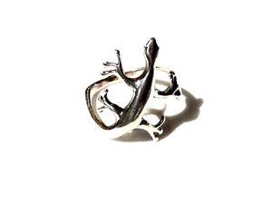 Bijou-argent-925-bague-lezard-taille-54-ring
